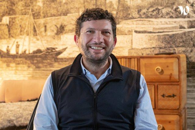 Rencontrez Jean-Christophe, Founder - CEO  - Santexpat