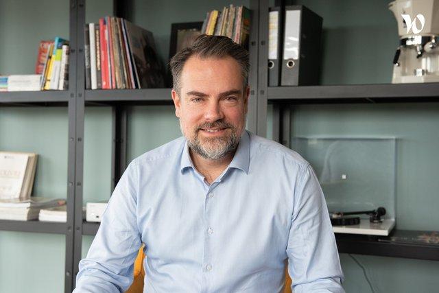 Rencontrez Jean-Yves, CEO - Groupe Tolmar