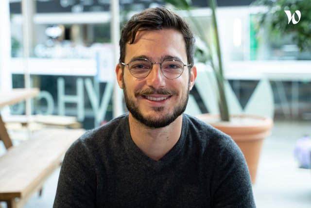 Rencontrez Matthieu Vegreville, CTO - Greenly
