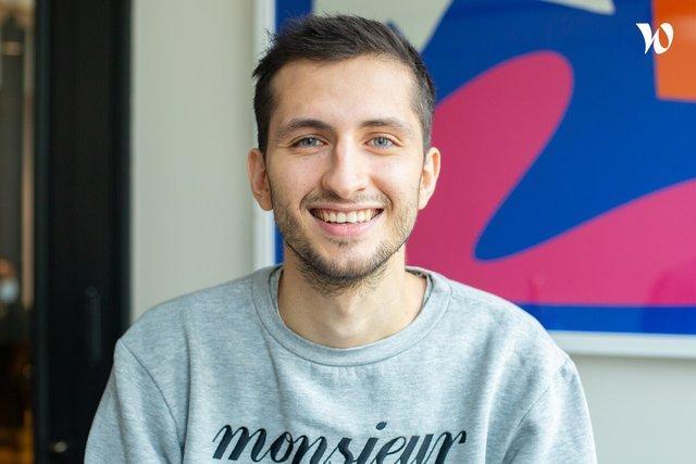 Rencontrez Steven, Lead Dev Full Stack - ESENS