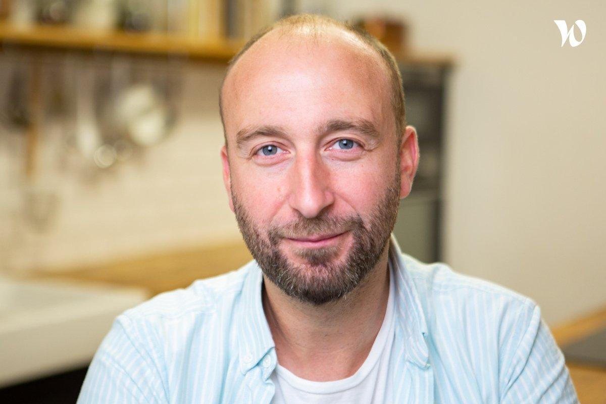 Clément, Co-fondateur - Les Commis