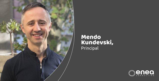 Meet Mendo  - Enea Consulting