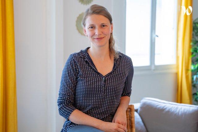 Rencontrez Kerstin, Head of Partnerships  - UOSSM France