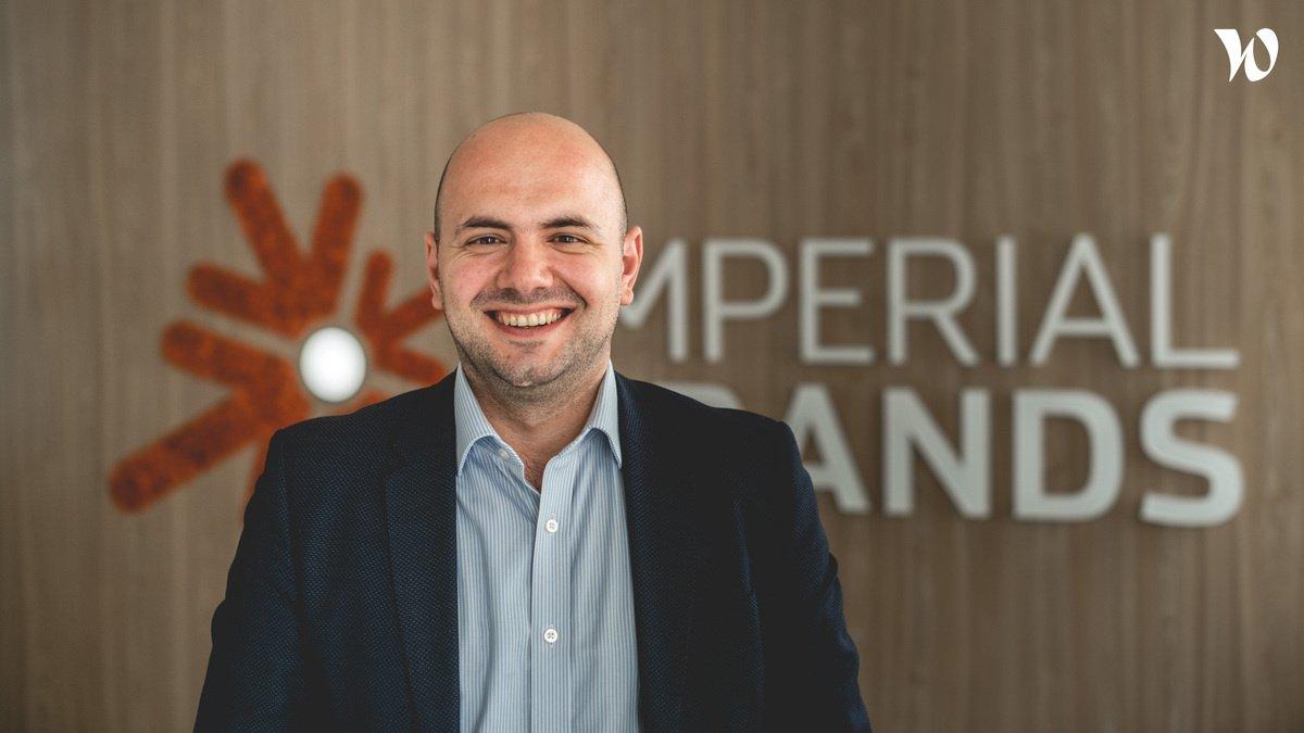 Bojan Stoevski, Market Manager - Imperial Brands