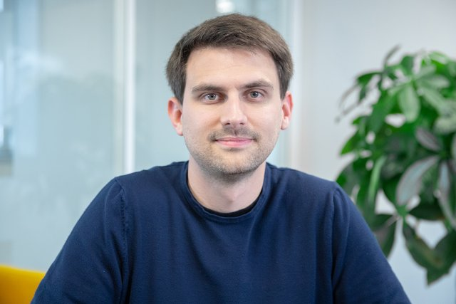 Rencontrez Tom, Team Leader - RATP Smart Systems