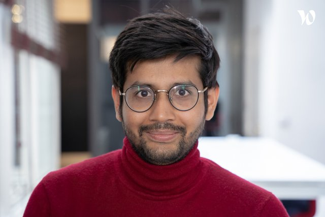 Rencontrez Mihir, Product Manager - Thread