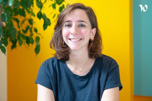 Rencontrez Camille, Community Developer - Malt