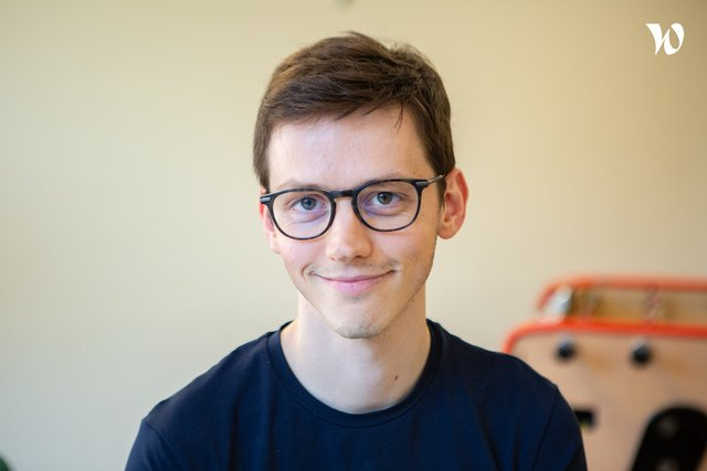 Meet Thibaud, Fullstack Developer - EasyMovie