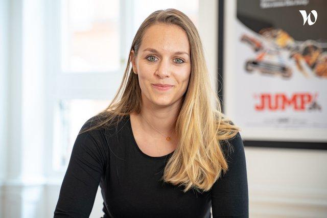 Rencontrez Pauline, Coordinatrice Marketing & Communication - Groupe Bizness