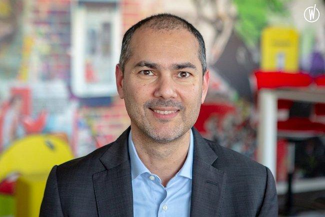 Rencontrez Stéphane, Directeur de marché des Professionnels  - BPCE Factor