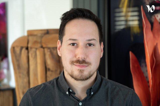 Rencontrez Pierre, Président-Fondateur - unflux