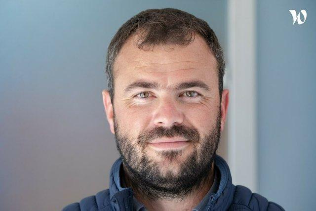 Rencontrez Matthieu, Président fondateur - Sky'Inlab