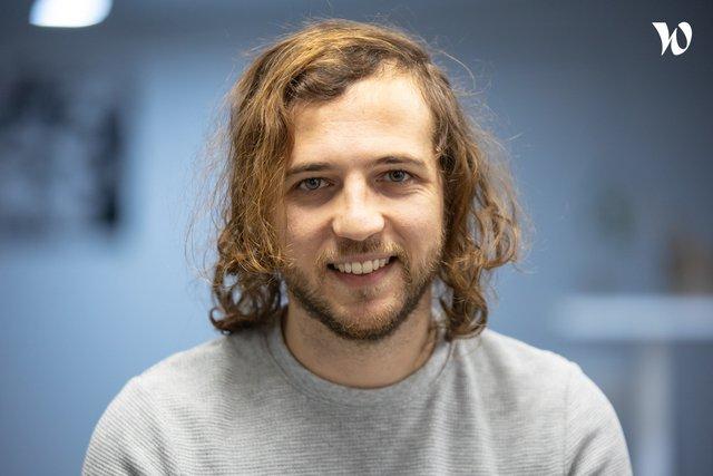 Rencontrez Alexandre, Développeur Front-end - Opensee