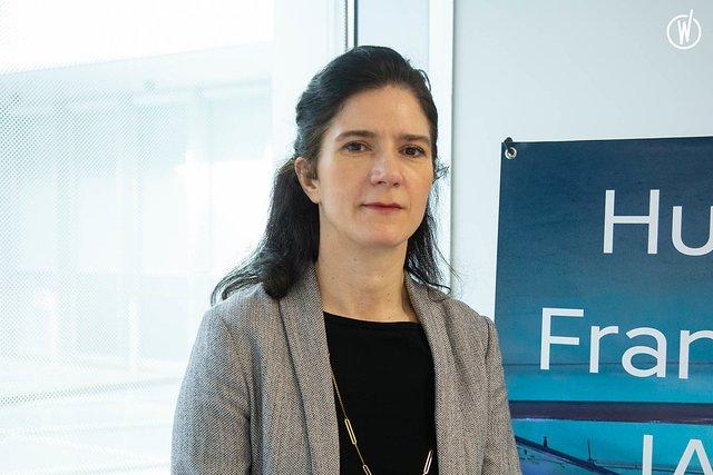 Rencontrez Gaëlle, Directrice Générale - Hub France IA
