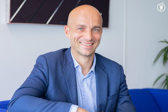 Rencontrez Thomas, Directeur de division transport et logistique - Reed Expositions France