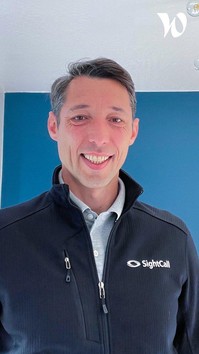 Découvrez Sightcall avec Thomas Cottereau – CEO, San Francisco - Sightcall