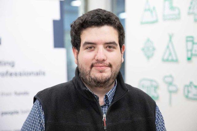 Rencontrez Jorge Adolfo, Ingénieur Développeur Web - FFYN