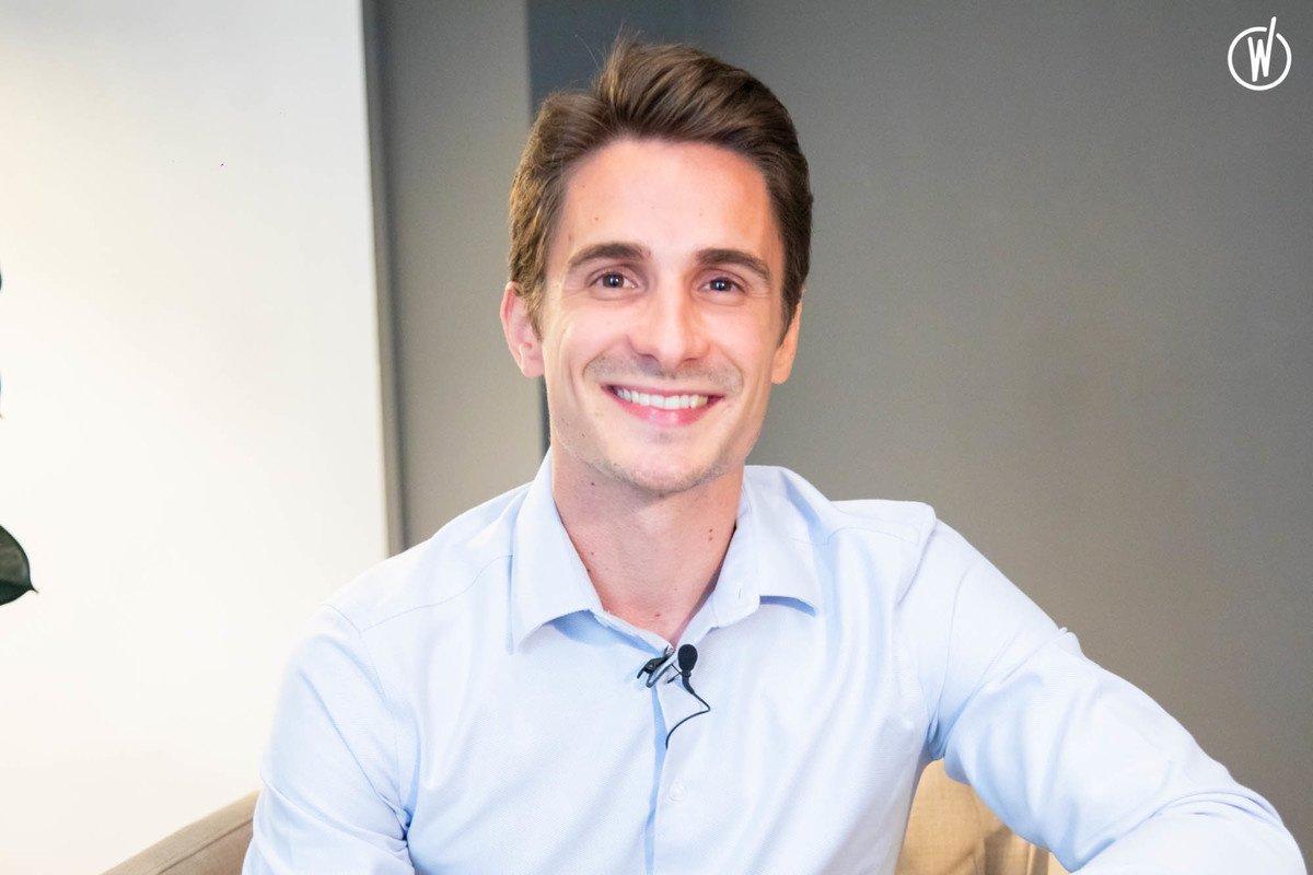 Meet Nicolas, Global Sales and Business Development Executive - DataDome