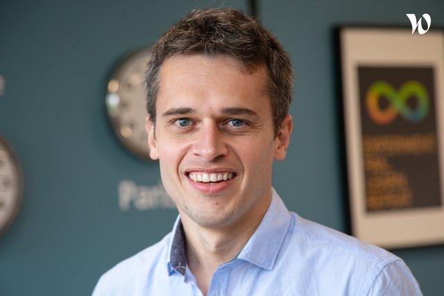 Rencontrez Vincent Troubat, Ingénieur EMS, Pôle IT - EDF Store & Forecast