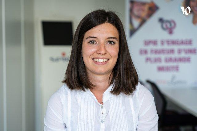 Rencontrez Céline, Architecte Reseaux et sécurité - SPIE ICS