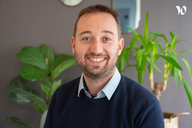 Rencontrez Cédric, CEO - wweeddoo