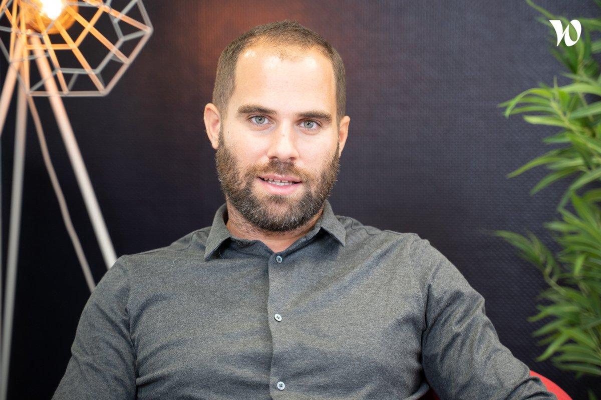 Rencontrez Stéphane, Co-fondateur - Klaak