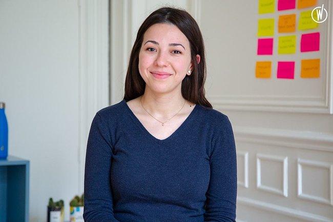 Rencontrez Ahlam, Consultante Technique - Easyfront Consulting