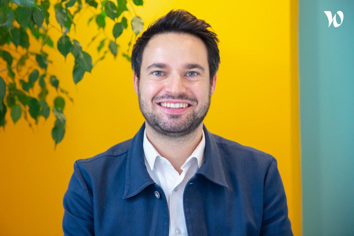 Meet Olivier, Business Unit Director - Malt