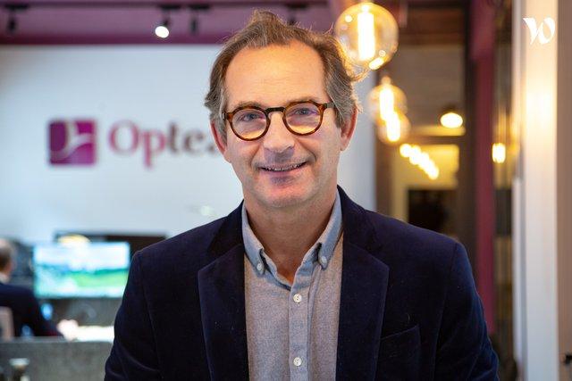 Rencontrez Frédéric, Président Fondateur - Opteamis