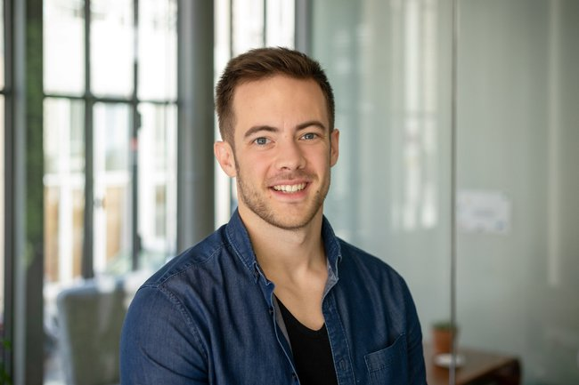 Meet Nicolas, Developer Full Stack - eFounders