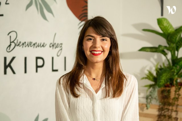 Rencontrez Laura, Directrice de Création - Kipli