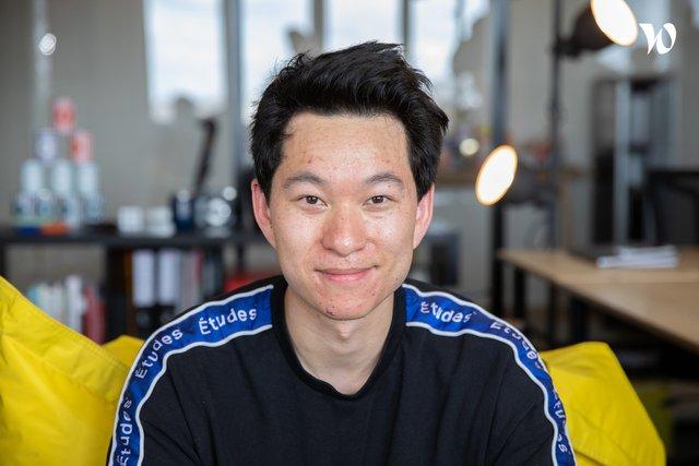 Rencontrez Hua-Victor, Co-fondateur - Majordome Digital