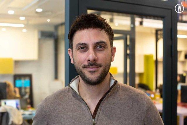 Rencontrez Fabien, VP Sales & Customer Success Europe - Octoly