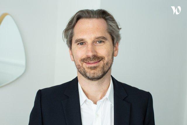 Rencontrez Jean-Philippe, Directeur du développement Commercial & Marketing - Dream Catcher Sales