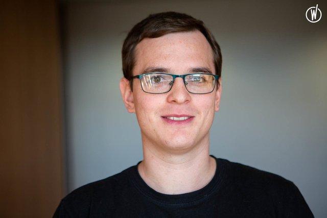 Rencontrez Tanguy, Lead développeur IA : Blockchain - FLEXPER