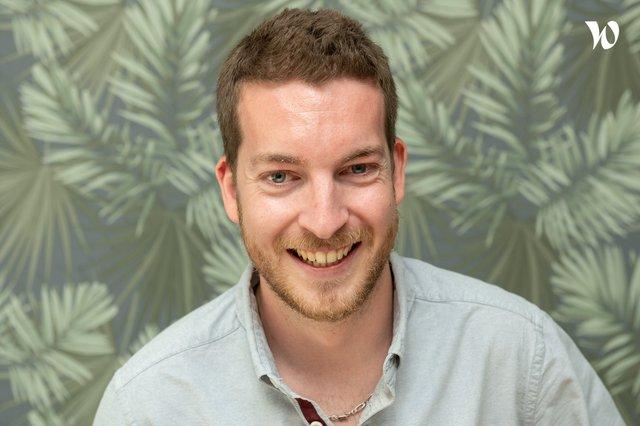 Rencontrez Lucas, Développer Le Lab - Easy Partner