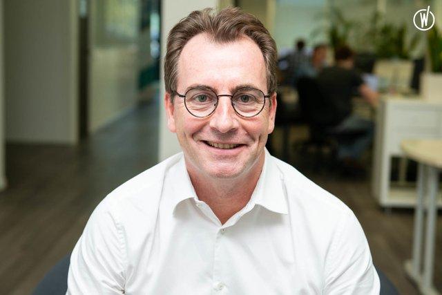 Rencontrez Eric, Co-fondateur VP - DigDash