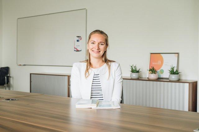 Ivana Halpert, konzultantka pre internú HR agendu - Aj Ty v IT