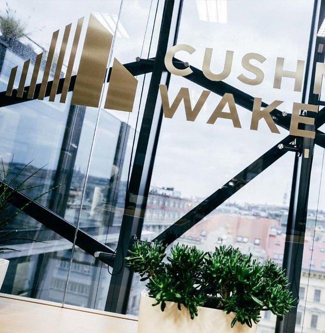 Dostal jsem příležitost - Cushman & Wakefield