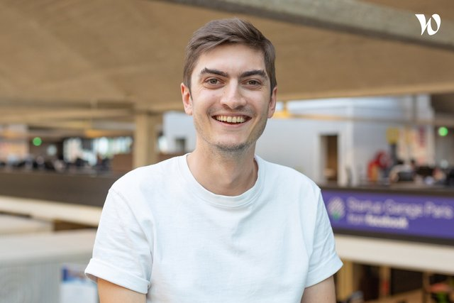 Rencontrez Nicolas, Customer success Manager - Bulldozair