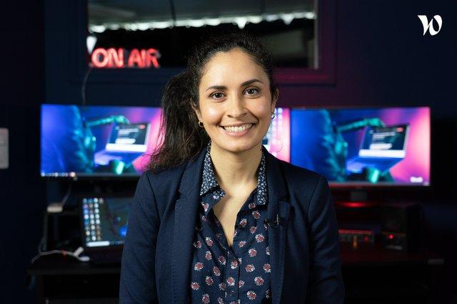 Rencontrez Audrey, Responsable Pédagogique Editoriale - Studi - Digital Education for Life