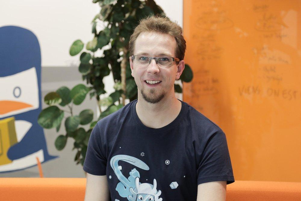 Rencontrez Jean-François, Développeur Front End & Directeur Engineering à Nantes - SFEIR