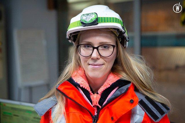 Rencontrez Lisa, Responsable d'Exploitation Recyclage et Valorisation des Déchets - Veolia