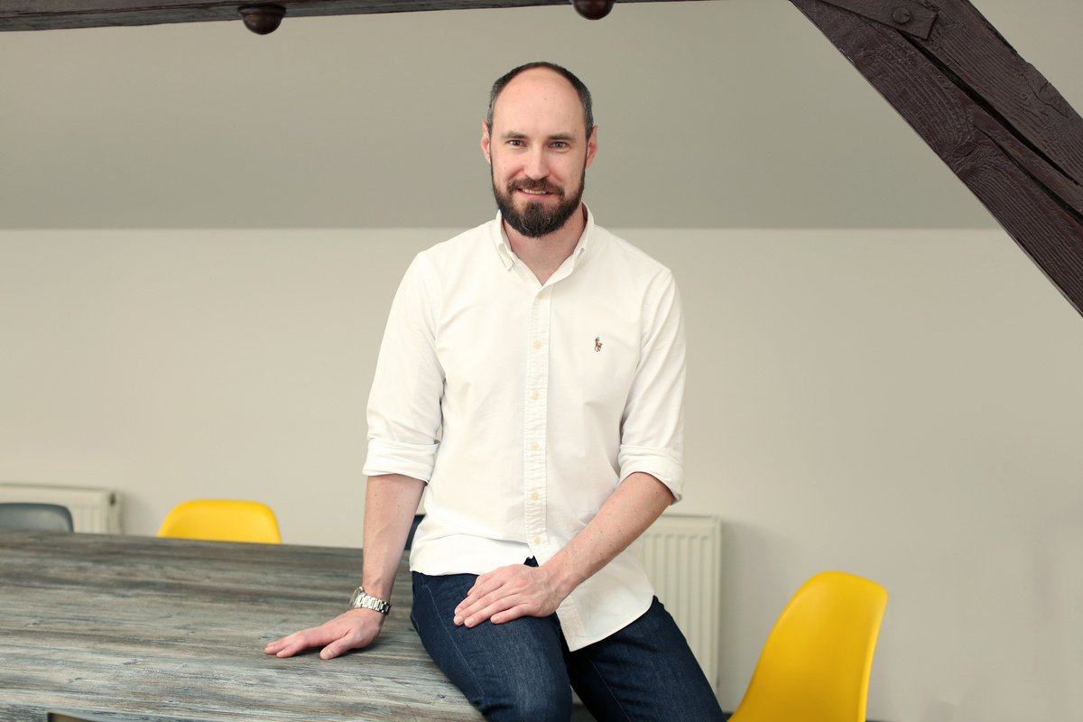 Jan Sekerka, CEO a spoluzakladatel - Motionlab