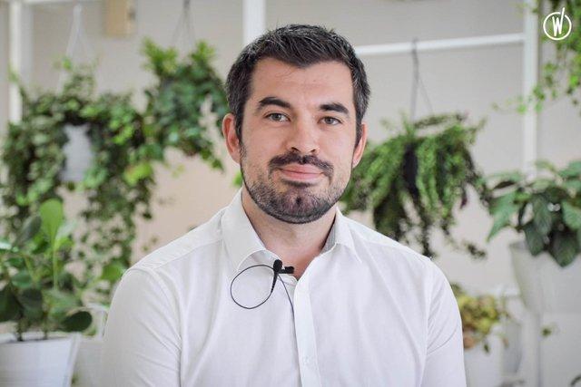Rencontrez Julien, CEO - ilek