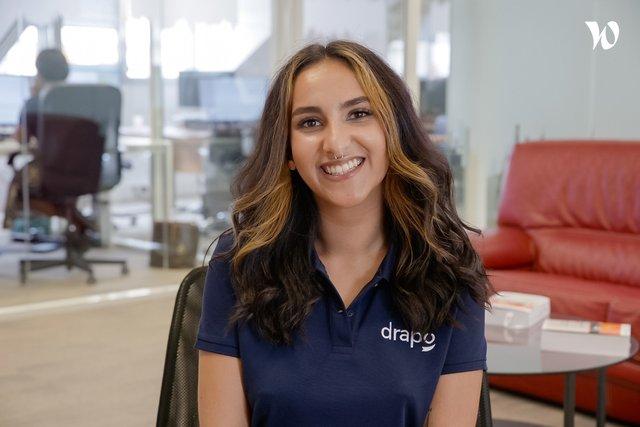 Rencontrez Laura, Responsable RH - Drapo