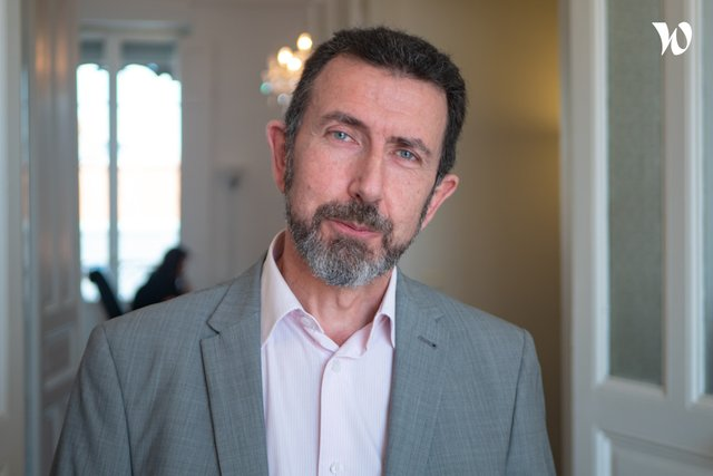 Rencontrez Pascal, Directeur associé - Eurynome Associés
