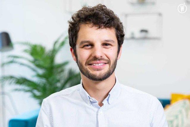 Rencontrez Guillaume, Co Fondateur – Directeur R&D - Cezium