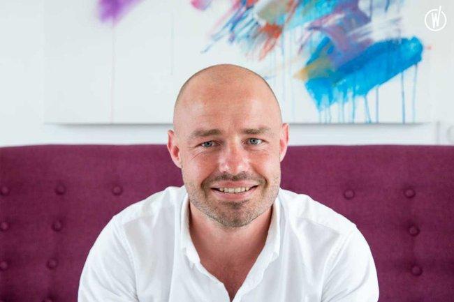 Rencontrez Frédéric, co fondateur et responsable produit - HOMELAND