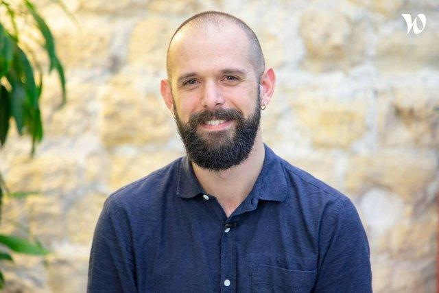 Rencontrez Jeremy, Chef de projet digital - Smart Agence